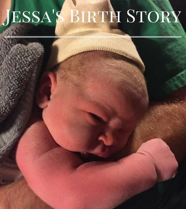 Jessa's Natural Birth Story