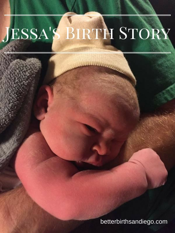 Jessa's Natural Birth Story